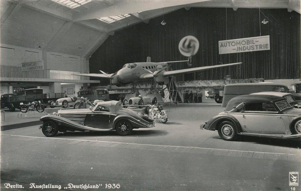 Автомобильная выставка в Берлине